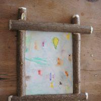 Ein tolles Bild mit einem attraktiven Rahmen.  foto (c) kinderoutdoor.de