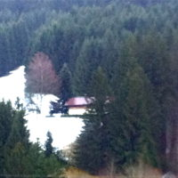 Selbstversorgerhütte für Familien im Allgäu: Das Naturfreundehaus Schönblick bei Thalkirchdorf.   foto (c) kinderoutdoor.de