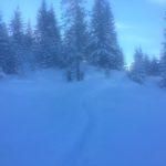 Skitouren für Kinder: Ohne alpine Gefahren auf die Kreuzleshöhe