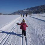 Langlaufen für Kinder: So hat die Familie viel Spaß in der Loipe