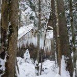 Kinder Outdoor Abenteuer im winterlichen Bayern