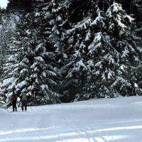 Eine Skitour mit Kindern ist am Hohen Kranzberg in Mittenwald ideal.   foto (c) kinderoutdoor.de