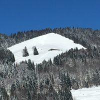 Skitouren mit kindern im Allgäu: Rauf auf die Thaler Höhe.   foto (c) kinderoutdoor.de