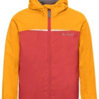 Mit der ceplex active Membran ist die Vaude Kinder Regenjacke Kid Turaco Jacket ausgerüstet.   foto (c) vaude
