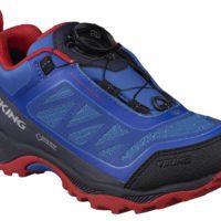 Viking Kinder Outdoor Schuhe: Anaconda Light JR zum Laufen und Wandern. Es gibt dieses scharfe Teil auch für Erwachsene.   foto (c) viking footwear