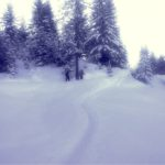 Skitouren mit Kindern: Zwei Gipfel auf einmal!
