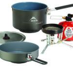 Outdoor Ausrüstung für Familien von MSR: Kochen, schlafen und sauber bleiben