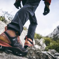 Tecnica Wanderschuhe Forge sind individuell an die Füße der Outdoorer angepasst.   foto (c) kinderoutdoor.de
