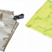 Die PackTwol Handtücher Personal gibt es in neuen Farben und Designs.   foto (c) packtowl