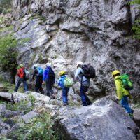 Beim Urlaub in der Region Innsbruck sind auch die Bergferien im Karwendel angesagt.   foto (c) solnsteinhaus