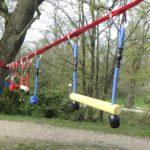 Slackers Ninja Line Kletter Parcours im Test