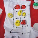 Outdoor-Spiele basteln mit Kindern: Immer einen Stein im Brett