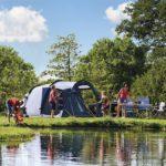 Familienzelte von Outwell: Die neuen Woodville Zelte für noch mehr Campingspaß