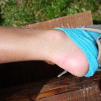 Blasen an den Füßen vermeiden das ist für die Kinder und Erwachsenen wichtig. Wir haben Tipps für Euch.   foto (c) kinderoutdoor.de