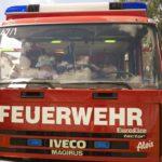Schnitzeljagd für Kinder: Feuerwehr ist da!