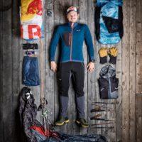 Speed Hiking solltet Ihr auch mal ausprobieren, allerdings ohne Gleitschirm. Worauf zu achten ist, dass verrät Paul Guschlbauer im Internview.   foto (c) salewa