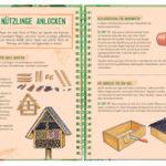 Rezension: Das Gartenbuch für Kinder bringt selbst Schnecken ins Schwärmen