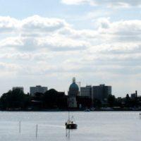 Paddeln mit kindern in Berlin: In der Hauptstadt bieten sich viele Kanutouren an.   foto (c) susanne