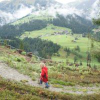 Wanderung mit Kindern richtig planen: Mit welchen Altern können die Kinder wie lange wandern?   foto (c) kinderoutdoor.de