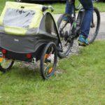 Burley Solo im Test: Ein Fahrradanhänger für (fast) alle Fälle