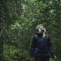 Nachhaltige Outdoor Bekleidung: Wo liegen die Herausforderungen? Eva Mullins, Sustainability Managerin von Haglöfs,bezieht Stellung.  Foto (c) haglöfs