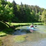 Paddeln mit der Familie: Kanutouren für Anfänger in Nord und Süd
