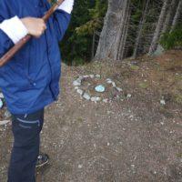 Auch das Angeln gehört zu unserer Schnitzeljagd und zu fangen gibt es lecker Steinbutt.   foto (c) kinderoutdoor.de