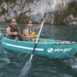 Sevylor Kajak Waterton: Aufgeblasen in das Abenteuer auf dem Wasser