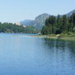 Wandern mit dem Kinderwagen um bayerische Seen: Baden, Wandern und viel mit der Familie erleben