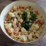 Outdoor Rezepte für Kinder: Couscous am Lagerfeuer kochen