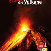 Doktor Mari Sumita und Professor Hans-Ulrich Schminke:Vulkane sind im Prinzip Stellen, an denen aus größeren Erdtiefen Magma, also geschmolzenes Gestein aufdringt. Die Erde unter Vulkanen ist im Prinzip fest und besteht aus unterschiedlichen Gesteinen.   foto (c) ms verlag