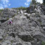 Outdoor Abenteuer für Kinder in Warth-Schröcken: Canyoning, Flying Fox, über Mountainbiken und Klettern