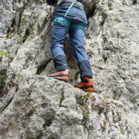 Im Test der La Sportiva Trango Tower GTX überzeugte in allen Bereichen.   foto (c) kinderoutdoor.de