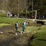 Wandern mit Kindern zu Flußquellen: Hier sprudelt es!