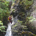 Abenteuer mit Kindern in Deutschland: Wattwanderung, Höhlen, Canyoning, Waldcampen und Klettern