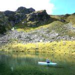 Urlaub mit Kindern in der Silvretta-Montafon: SUP, Klettersteig und Mountainbike