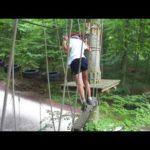 Hochseilgärten mit Kindern: Darauf solltet Ihr achten um Spaß im Kletterwald zu haben