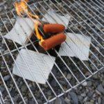 Hobo Kocher basteln: In fünf Minuten ist der Outdoorkocher Feuer und Flamme