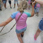 Mohawk Walk für Kinder und andere Ideen für die Schnitzeljagd