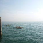 Paddeln mit Kindern auf Seen: Dümmer und viel Spaß dabei!
