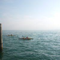 Paddeln mit Kindern auf Seen. Wir stellen Euch den Dümmer und eine drei Insel Tour auf dem Schweriner See vor.   foto (c) kinderoutdoor.de