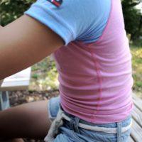 Devold Kinderunterwäsche im Test: Merinowolle ist ein wunderbarer Schutz gegen die Hitze.  foto (c) kinderoutdoor.de