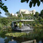 Ausflugsziele für Familien in Südtirol: Schloss Trauttmannsdorff und die Kinder blühen auf