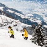 Skitour mit Kindern in Südtirol: Hinauf zur Kuhleitnhütte