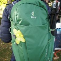Der Trail SL 24 von Deuter zeigt wie optimal ein Rucksack für Frauen sein kann.  foto (c) kinderoutdoor.de