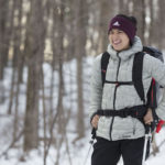 Winter Outdoorjacke The North Face ThermoBall Eco und adidas TERREX Climaheat Down