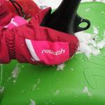 Reusch Kinderhandschuhe: Daune hält empfindliche Kinderhärme wohlig warm