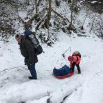 Hütten für Familien im Winter: Selbstversorgung liegt voll im Trend!
