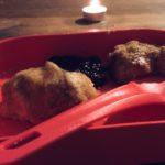 Kinder kochen auf der Berghütte: Outdoor Rezept für Topfenknödel