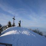 Skitour mit Kindern: Der Alpkopf ruft!